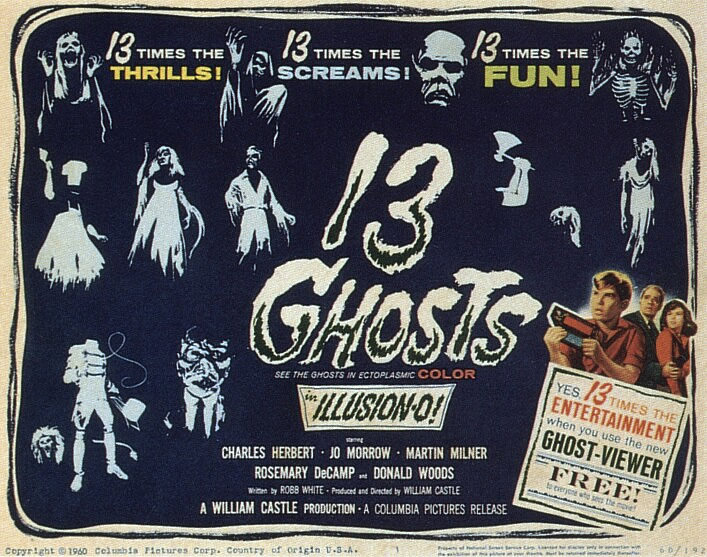 13-ghosts-1960-poster