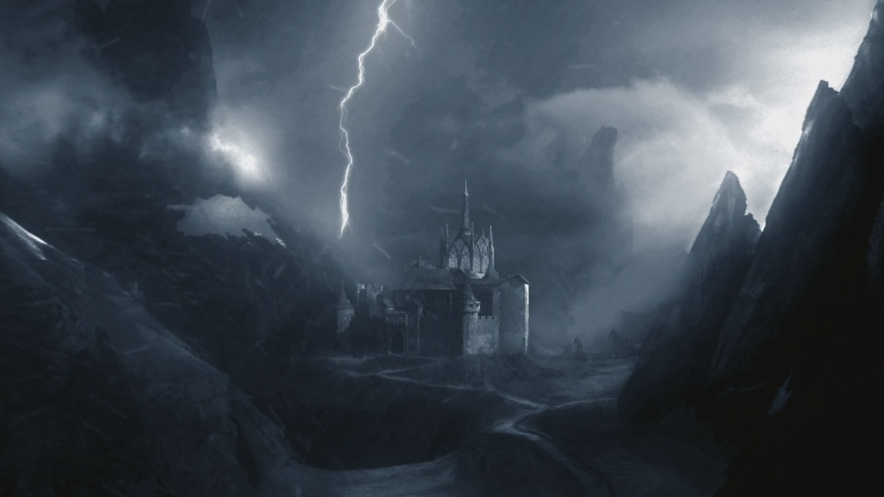 2x12_résidence_d'été_manoir_laboratoire_Frankenstein_éclair