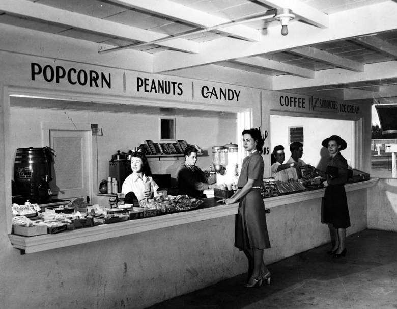 Drive-in-concessions-stand.courtesy-LAPL